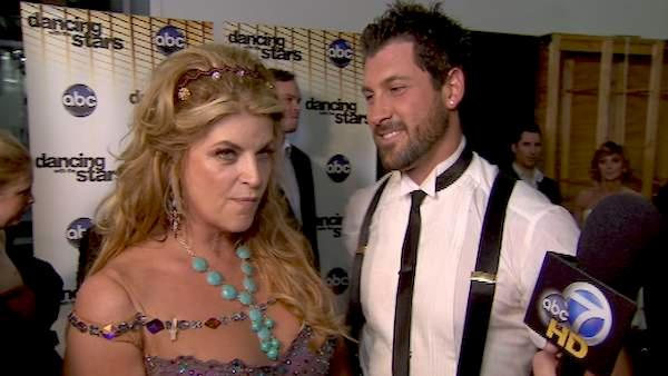 Kirstie Alley talks wardrobe malfunction