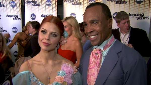 Sugar Ray Leonard talks about his fourth night on 'DWTS'