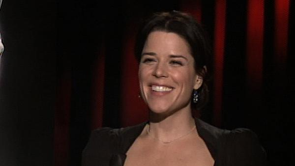 Neve Campbell talks to OnTheRedCarpet.com in April 2011 about her film 'Scream 4.'
