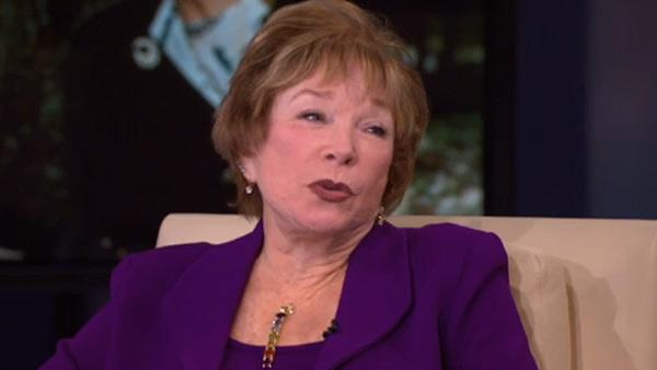 Shirley MacLaine appears on The Oprah Winfrey Show in April 2011. - Provided courtesy of Harpo Productions