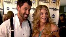 Kirstie Alley speaks after Dancing With the Stars season 12s third results show Tuesday, April 12, 2011.