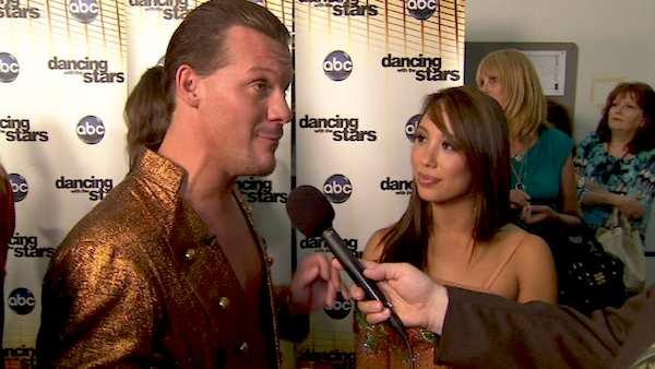 Chris Jericho talks after 3rd results show