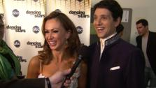 Ralph Macchio speaks after Dancing With the Stars season 12s third results show Tuesday, April 12, 2011. - Provided courtesy of OTRC