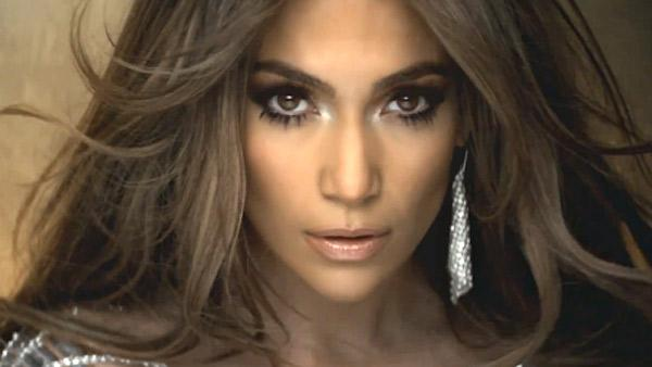 Jennifer Lopez appears in a scene from her 2011 music video 'On the Floor.'