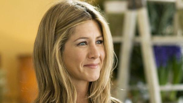 Jennifer Aniston in a still from