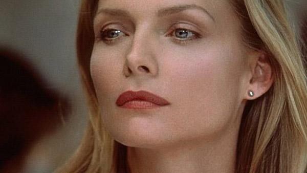 Michelle Pfeiffer appears in a still from her 1999 film, 'The Story of Us.'