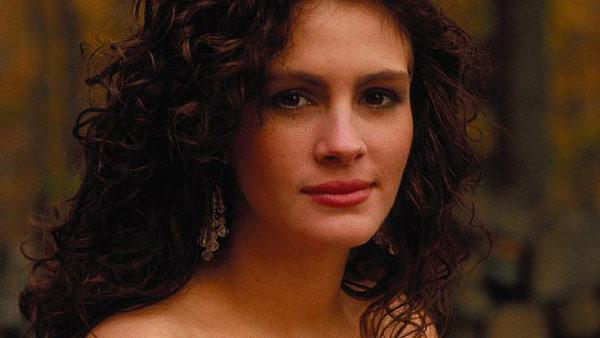 Julia Roberts appears in a still from her 1988 film,