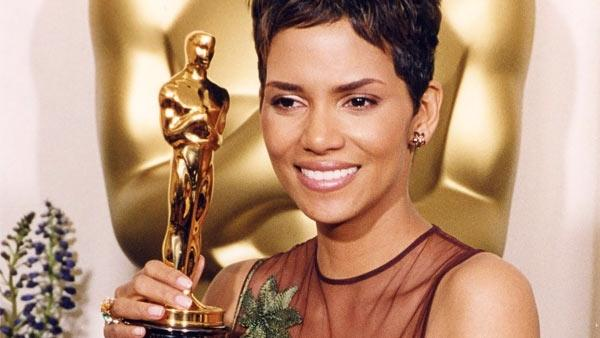 2003: Halle Berry - this 43-year-old actress is known for Oscar-winning performance in 'Monster's Ball' (2001) and her portrayal of weather-commanding mutant Storm in the 'X-Men' movies. She also played a Bond Girl in 'Die Another Day