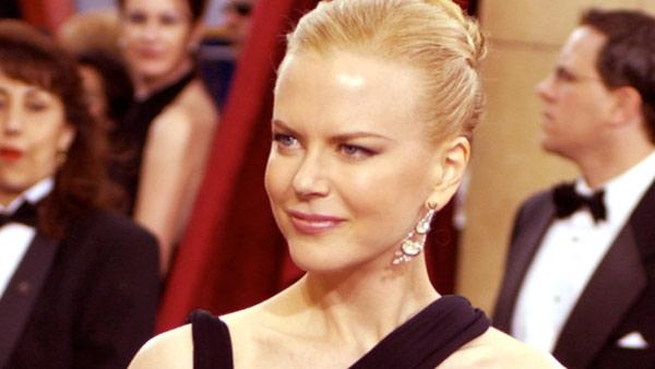 2002: Nicole Kidman - The Australian-raised actress began her career with movies such as 'Days of Thunder' with Tom Cruise, whom she would later marry and divorce.