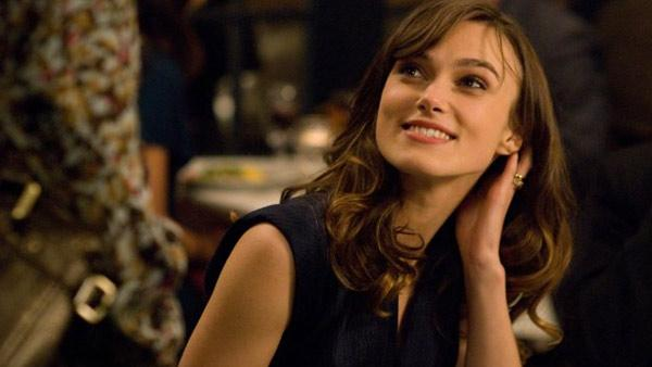 Keira Knightley appears in a scene from the film, Last Night. - Provided courtesy of Focus Features