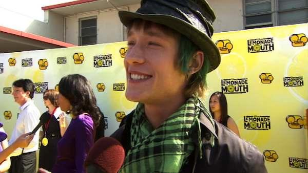 'Lemonade Mouth' rocks L.A. high school