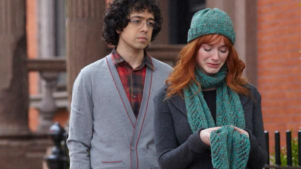 Christina Hendricks (Mad Men) guest stars opposite her real-life husband and Body of Proof regular, Geoffrey Arend. - Provided courtesy of ABC / ABC/Claire Folger
