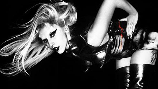 Lady Gaga appears in an undated photo from her official website. - Provided courtesy of LadyGaga.com