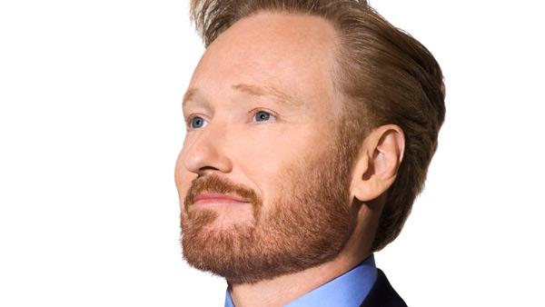 Conan OBrien promotional photo for his TBS show, Conan. - Provided courtesy of Photo courtesy of PBS