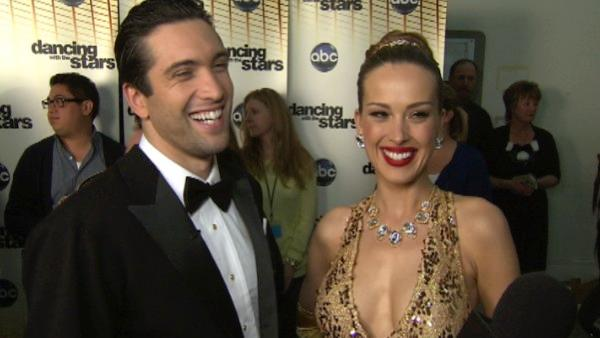 Petra Nemcova talks about her fifth night on 'DWTS'