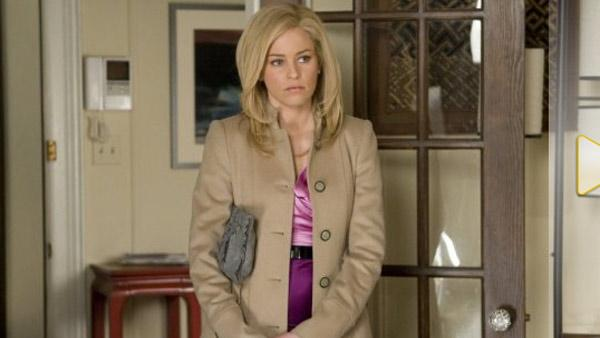 Elizabeth Banks appears in a scene from the NBC series 30 Rock in 2010. - Provided courtesy of Ali Goldstein / NBC
