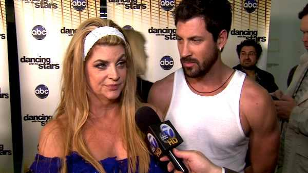 Kirstie Alley talks 'DWTS' elimination