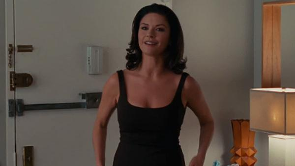 Catherine Zeta-Jones appears in a scene from the 2009 movie The Rebound. - Provided courtesy of Momentum Pictures