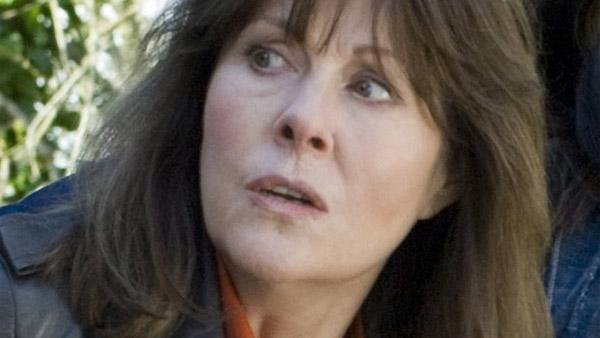 Pictured: Elisabeth Sladen appears as Sarah Jane Smith on the 'Doctor Who' spinoff series 'The Sarah Jane Adventures.'