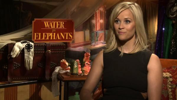 Reese Witherspoon talks about Marlena, the character she plays in Water For Elephants with Robert Pattinson.