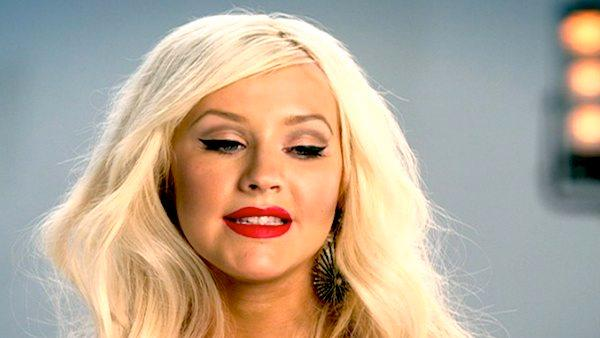 Christina Aguilera explains the process of 'The Voice'