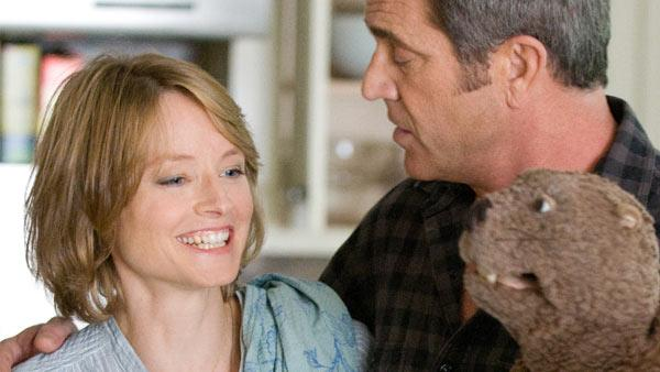 Jodie Foster and Mel Gibson appear in a still from their 2011 film, The Beaver. - Provided courtesy of Summit Entertainment