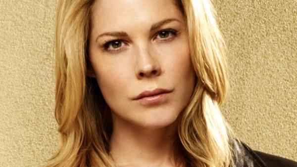 Mary McCormack appears in a promotional photo for 'In Plain Sight.'