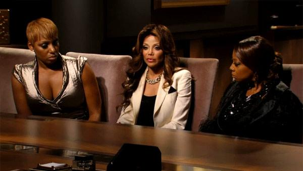 NeNe Leakes, La Toya Jackson and Star Jones appear on The Celebrity Apprentice on an episode airing on Sunday, April 24, 2011. - Provided courtesy of NBC