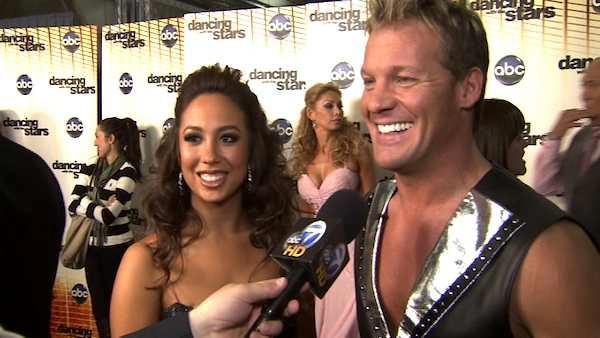 Chris Jericho talks about his sixth night on 'DWTS'