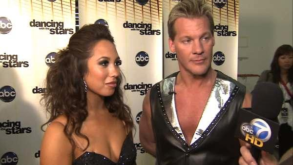 Chris Jericho talks after 5th results show