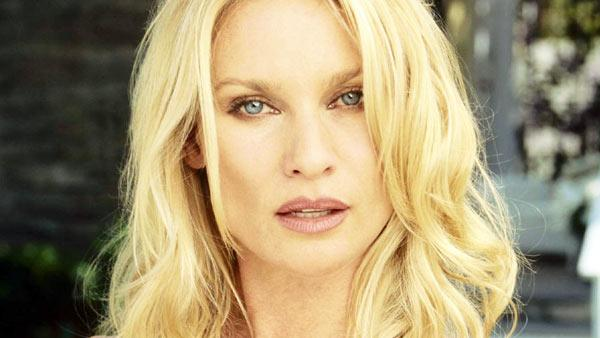 Nicollette Sheridan appears in a still from Desperate Housewives. - Provided courtesy of ABC
