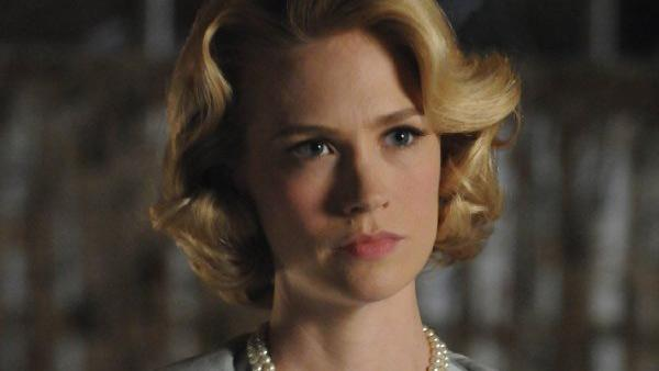 January Jones appears in a still from 'Mad Men.'