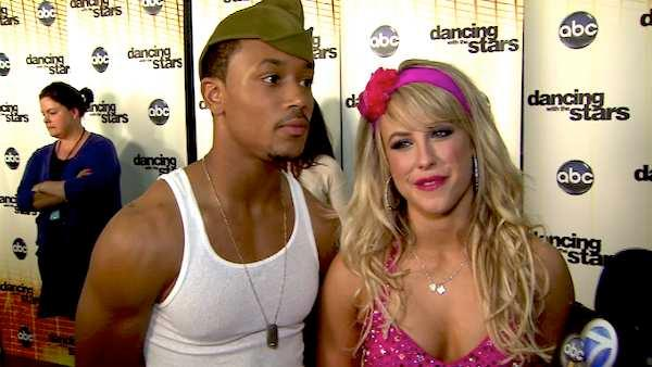 Romeo on his 7th night on 'DWTS'