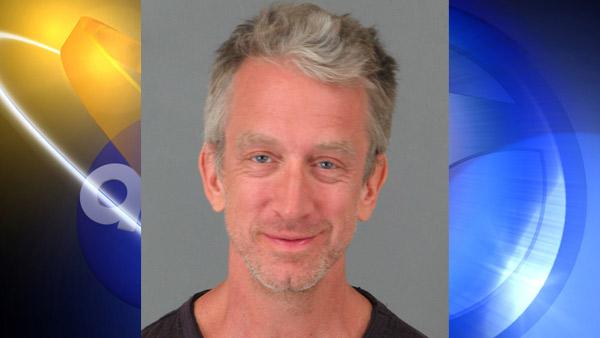 Andy Dick is shown in this booking photo made available by the Riverside County Sheriff's Department. The comedian was arrested at a Temecula restaurant for investigation of disorderly conduct involving drugs and alcohol on Monday, May 2, 2011.