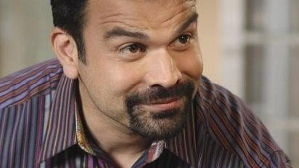 Ricardo Chavira (Carlos) appears in a scene from the ABC show Desperate Housewives. - Provided courtesy of ABC