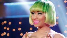 Nicki Minaj performed Moment 4 Life on the Dancing With The Stars stage on Tuesday, May 03, 2011. Dancers Lacey Schwimmer, Chelsie Hightower, Kiki Nyemchek and Sonny Pederson performed an accompanying dance. - Provided courtesy of ABC