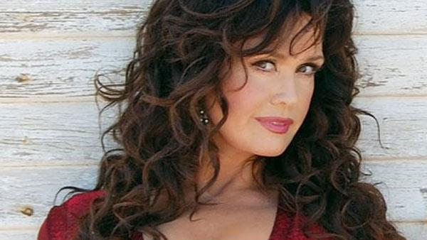 Marie Osmond appears in a photo posted on her Facebook page on Oct. 23, 2009.