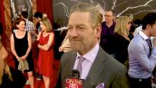 Thor director Kenneth Branagh teases that there is a special surprise for fans at the end of the films credits.