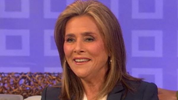 Meredith Vieira appears on the Today show on May 9, 2011 and announces that she will leave the series in June. - Provided courtesy of NBC