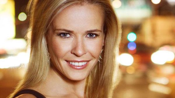 Chelsea Handler appears in a promotional photo for Chelsea Lately. - Provided courtesy of E! Entertainment