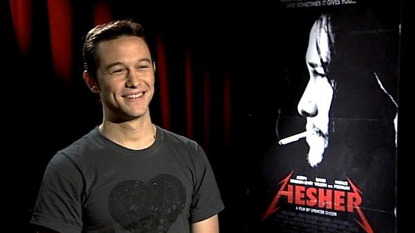 Joseph Gordon-Levitt talks to OnTheRedCarpet.com about his role in Hesher.