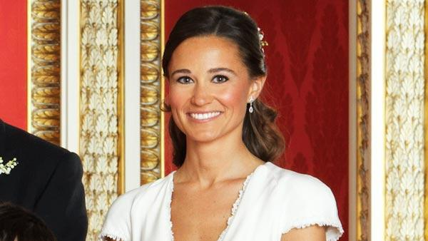 pippa middleton 2011. Maid of Honour Pippa Middleton