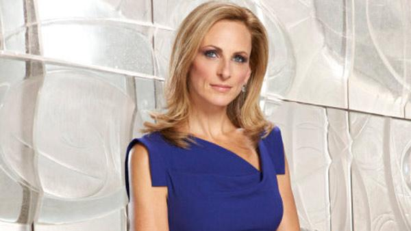 Marlee Matlin appears in a promotional photo for Celebrity Apprentice. - Provided courtesy of NBC / Virginia Sherwood
