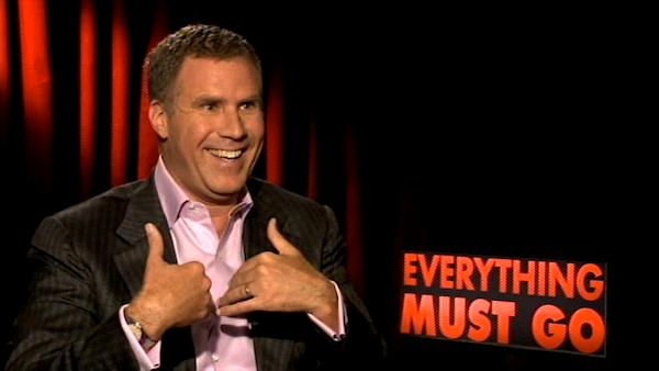 Will Ferrell talks dark, 'challenging' role