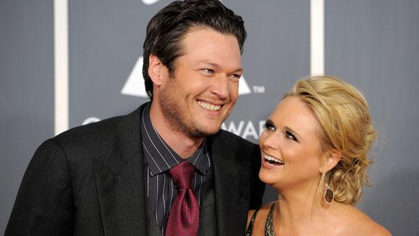 miranda lambert and blake shelton kissing. Miranda Lambert and Blake