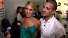 Chelsea Kane talks to OnTheRedCarpet.com after week 9 of season 12 of Dancing With The Stars, on May 16, 2011. - Provided courtesy of OTRC