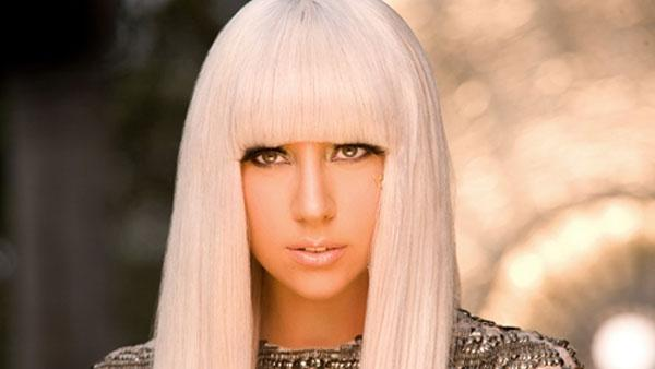 Lady Gaga in a promotional photo from her official website.