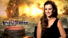 Penelope Cruz talks to OnTheRedCarpet.com about Pirates of the Caribbean: On Stranger Tides. - Provided courtesy of OTRC