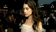 Astrid Berges-Frisbey talks to OnTheRedCarpet.com about Pirates of the Caribbean: On Stranger Tides. - Provided courtesy of OTRC