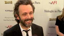 Michael Sheen talks to OnTheRedCarpet.com at the Hollywood premiere of Midnight in Paris. - Provided courtesy of OTRC